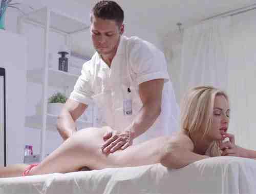 Massagem Na Loira Novinha Excitada Louquinha Pra Dar