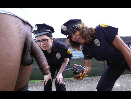 policiais mulher